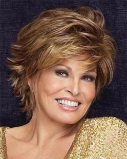 flirty hairstyles for women over 50 | Raquel Welch Hairstyle - Short Haircuts for Women Over 40 - 50: Flirty Hairstyles, Short Haircuts, Over 40 Hairstyle, Hairstyle Short, For Women, Short Womens Hairstyle, Over 50, Raquel Welch, Welch Hairstyle