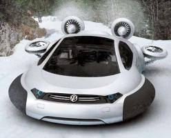 Floating Concept Cars, repinned by www.BlickeDeeler.de: Vw Aqua, Stuff, Hovercraft Concept, Vehicle, Auto, Aqua Hovercraft, Concept Cars