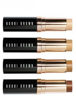 Foundation in an easy-to-apply stick!: Best Foundation, Skin Care, Bobby Brown, Beauty Products, Makeup, Bobbi Brown, Brown Skin
