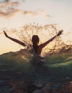 Freedom: Water, Life, Inspiration, The Ocean, Summer, Beach, Photography