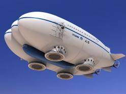 Future Aviation, Futuristic Airship, Lockheed Martin P-791, aerostat, hovercraft, gasbag, concept, future flying vehicle, prototype: Aerostat Hovercraft, Airship Luxury, Airplane, Aircraft Calls, Hybrid Aircraft, Us Air Force, Force Unveils, Aeronautics S