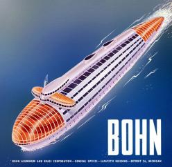 Futurism from the past. A thought on what a cruise ship might look like today from 1946.: Retrofuturism, Retrofuture, Retro Futurism, Poster, Retro Future, Photo, Retro Futuristic