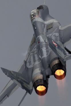 Going Ballistic, MiG29  | by AirTeam  Canon, via 500px: Polish Mig, Air Force, Aircraft, Fighter Jet, Me 29, Planes, Photo