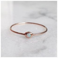 gold and opal, simple.: Whisper Thin Band, Opal Rings, Opal Pip, Pip Ring, Gold Rings, Gold Band, Opals
