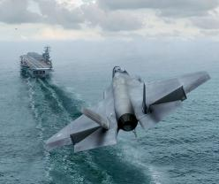 Google Image Result for http://www.sflorg.com/aviation_gallery/albums/military/military_07.jpg: Aviation, Military Aircraft, Aircraft Carrier, Airplane, Navy, Planes, Photo, Fighter Jets, F35