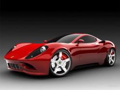 Google Image Result for http://www.skyoftech.com/demo/joomla1.7/images/stories/virtuemart/product/ferrari_dino_concept_2007_01_1024x768.jpg: Sports Cars, Red, Sport Cars, Ferrari Dino, Wallpaper, Dream Cars, Auto, Dino Concept