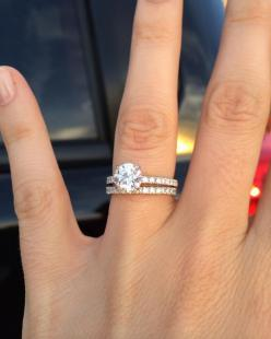 Gorgeous New Novela Engagement Rings and Wedding Bands!: