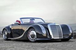 GWA 300 SLC based on 2012 Mercedes Benz SLS Roadster with 1955 300 SC body: Mercedes Benz, Mercedes Gwa, 300Slc, Cars, Auto
