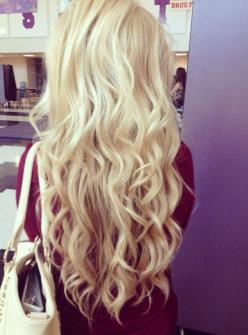 Hair envy: Hairstyles, Hair Styles, Blonde Hair, Long Hair, Curls, Human Hair, Hair Color, Curly Hair
