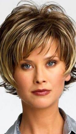 Hairstyle Short Hair Cuts for Women Over 50 | Thread Sexy Haircuts For Women Cute Hair: