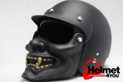 Hannya (mask) motorcycle helmet,one of the best designs for a motorcycle helmet I have ever seen. www.route3amotorsports.com/index.htm: Motorcycles, Harley, Car, Motorcycle Stuff, Bad Ass, Bikes, Motorcycle Helmets, Things
