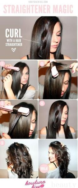 Having curly and bushy hair is really uncomfortable and somewhat troublesome. So if you want to bring a new look, straight up your hair by following safe hair straightening tips. It is the most easy way to bring a new look. #hairstraightenerbeauty #hairst