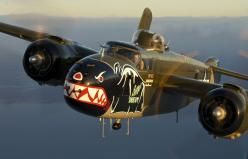 History still flying.  Quality is the Enemy of Production.: Awesome Airplanes, Aircraft Nose, B 25 Bomber, Planes Art, Aircraft Stuff, Colorful Airplanes