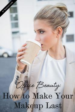 how to make your makeup last all day #makeup #beautytips #beauty http://www.makeup.com/office-beauty-tips/: Office Beauty, Beauty Tips, Easy Makeup Tip, Makeup Tips, Makeup Com, Hair Color, Officebeauty