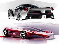 http://www.carbodydesign.com/media/2013/03/LaFerrari-Design-Sketches-01.jpg: Cars Motorcycles, Car Sketches, Ferrari Sketches, Illustration, Hot Sketches, Laferrari Design Sketches 01, Concept Cars, Car Design Sketch, Rendering