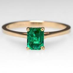 https://www.bkgjewelry.com/ruby-rings/203-18k-yellow-gold-diamond-ruby-solitaire-ring.html emerald engagement ring antique: Engagement Ring Solitaire, 18K Yellow, Yellow Gold, Emerald Engagement Rings, Friendly Emerald, Simple Emerald Ring, Silver Band, E