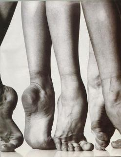 I love that you can still see pointe shoe ribbon indentations on her ankle.: Paloma Herrera S, Dancer Feet, Herrera S Feet, Dancers Feet, Art, Ballet, Ballerina Feet