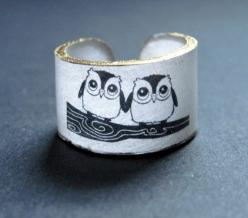 I think this is such a cute ring, :): Cute Rings, Owl Ring, Ring Choose, Little Owls, Decorative Owls, Glorious Owls, Heart Owls, Love Ring