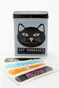 If you weren't already labelled a crazy cat lady, try using one of these bandaids, lol: Crazy Cats, Gift Ideas, Catlady, Cat Bandages, Gifts, Cat Stuff, Cats Bandages, Animal, Cat Lady