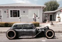 Insomnia Mini Cooper rat rod kustom: Rat Rods, Mini Coopers, Ratrods, Cars, Minis, Hot Rods, Rats, Hotrods