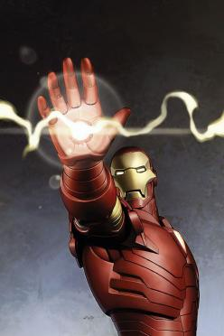 Iron Man by Adi Granov: Irons, Marvel, Iron Man, Comic Book, Comicbook, Ironman, Comics, Superhero
