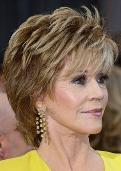 Jane+Fonda+Hairstyle+Pictures+2010 | Jane Fonda's Short Hairstyles: Shaggy Pixie Cut with Bangs /Source ...: Hairstyles Amp, Hair Hairstyles Ideas, Haircuts, Short Hairstyles With Bangs, Hair Styles, Jane Fonda Hairstyle, 2014 Short Hairstyles, Hairstyles
