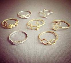 jewelry and rings jewelry fashion jewelry   #fashion #jewelry  http://www.lvlv.com: Fashion, Style, Jewelry, Rings, Dainty Ring, Accessories