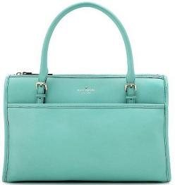 Kate Spade: Blue Mint Turquiouse, Color, Breakfast At Tiffany'S, Tiffany Blue, Breakfast At Tiffanys, Feminine Purses, Blue Purse, Katespade