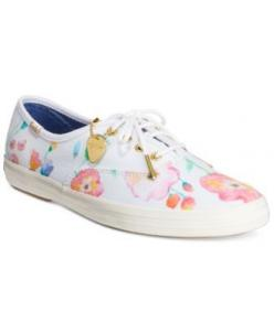 Keds Women's Limited Edition Taylor Swift Champion Flower Painting Sneakers-$55.00: Painting Sneakers, Taylor Swift, Champion Flower, Keds Women S, Flower Paintings, Swift Champion, Edition Taylor, Limited Edition