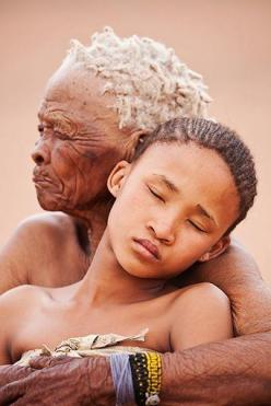 Khoi San of Namibia - The Eve Gene ~By Gregory Colbert: Martin Harvey, Faces, Grandmothers, Beauty, Beautiful People, Culture, Photography, Namibia