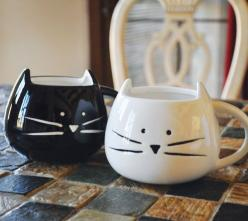 Kitten Mug: Gift, Cat Mugs, Cute Cats, Adorable Cat, Dr. Oz, Tickled Teal, 12 Oz, Coffee Mugs, Cat Lady