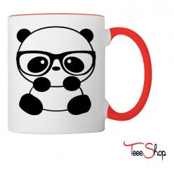 Kubek, który na pewno wpasowałby się w klimat naszego wymarzonego biura, a co wy sądzicie? Nerd Panda Coffee and Tea Mug: Más Pandas, Mugs Panda, Mugcoffee Mugs, Tea Mugs, Http Www Teeeshop Com Products, Coffee Tea, Mas Pandas