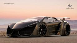 Lamborghini Sinistro concept: Dream Cars, Thebian Concepts, Concept Cars, Black Spec, Sinistro Concept, Photo