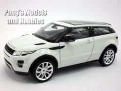 Land Rover Evoque 1/24 Diecast Metal Model by Welly: Land Rovers, 1 24 Diecast, Evoque 1 24, Dream Rides