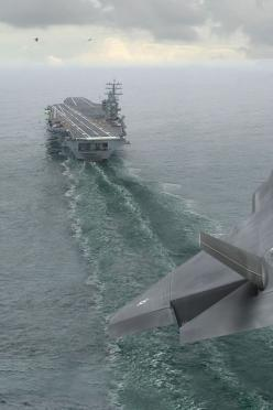 Landing on a Carrier is not for the faint of heart!  Thank you to all who serve in the U.S. Navy.: Carrier Landing, Airplanes, Pictures, Desks, Navy, Air Planes, War, F35, Aircraft Carriers