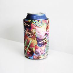 Laser Cat Beer Cozy: | Community Post: 20 Cat-Themed Items You Need For Your House Right Meow: 20 Cat Themed, Cat Beer, Beer Cozy, Crazy Cat, Community Post, Cat Themed Items, Cat Stuff, Cat Lady