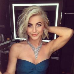 """""""Last nights look for the #Dwts 10 year Anniversary show! Holy diamonds! """": Juliannehough, 10 Year, Hair Styles, Julianne Hough Hairstyle, Beauty, Short Hair Do, Short Haircut Style, Short Hair Girl"""