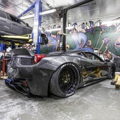 Liberty Walks 458 For Sema: Auto S, Rides, Ferrari 458, Cars, Cars Bike, Dream Cars, Hot Cars, Things, Exotic Cars