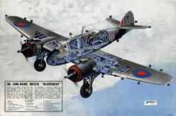 "Long-Range Bristol ""Beaufighter"" #wwii #airplane #vintage: Airplane Vintage, 2Faf2D1A64 Beaufighter, Long Range Bristol, Airplane Search, Wwii Plane, Airplanes Cutaway, Products"