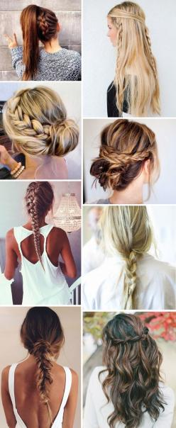 love all these hair styles: Braids Hairstyles, Hair Braid, Hair Styles Braid, Konfirmation Hairstyles, Summer Braid, Braided Hairstyles, Peinados De Trenza