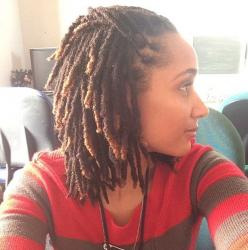Loving her locs! The length, the colour...: Hairinspiration Hairstyle, Future Hairstyles, Locs Hairstyles, Loc Styles, Naturalhair Locsandjewels, Fussyfam Hairinspiration, Natural Hairstyles