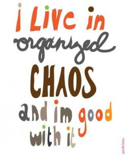 Makes me laugh - the side effects of having a creative vein, as any real Princess would have . . . . . . ;): Quotes, Truth, My Life, So True, Mylife, Organised Chaos