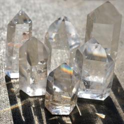 Manifestation Crystals | Rare Quartz Crystals: Crystals Stones Rocks, Quartz Crystal, Quartz Points, Crystals Gems Minerals Stones, Gemstones Crystals Stones, Clear Quartz, Rocks Crystals Minerals, Crystals Gemstones, Crystals Gemstone Minerals