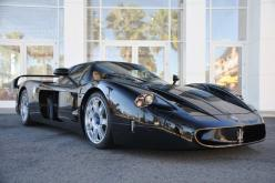 Maserati MC12 In Black Offered Up For Sale - Who's buyin'?: Auto S, Supercars, Automobile, Cars, Maserati Mc12, Dream Cars, Super Cars, Nice Rides, Black Maserati