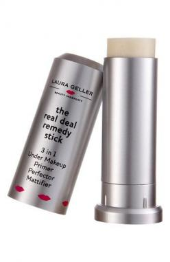 MATTE Laura Geller Makeup 'The Real Deal Remedy Stick' Primer & Mattifier | Nordstrom: Laura Geller, Deal Remedy, Beauty Products, Remedies, Makeup, Remedy Stick, Sticks, Geller Beauty