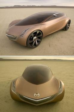 Mazda concept car. Seems popular, maybe they should build something similar.: Conceptcars Cars, Mazda Concept, Nagare Concept, Auto, Concept Cars, Concepts, Car Conceptcars