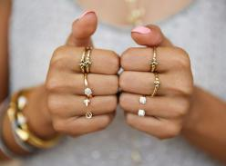 Meanings of Rings on Different Fingers #ring #accessories #jewelry: Fashion, Style, Jewellery, Gold Rings, Jewelry, Jewels, Accessories