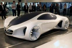 Mercedes' Biome concept car is visionary, and --at least in theory-- will be grown environmentally friendly, from a seed, like a plant.: Mercedesbenz, Mercedes Benz Biome, Dream Cars, Auto, Concept Cars