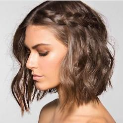 Might get this in few months after my hair gets to my waist: Short Hair, Hairstyles, Hair Styles, Wavy Bob, Haircut, Beauty, Long Bob