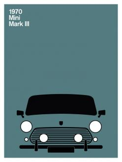 Mini Mark III, 1970: Classic Mini, Graphics Logos Posters, Ads Mini, Alfa Cars